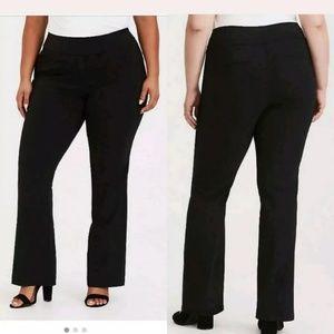 Torrid Black Dress Pants 24T